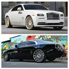 """Rolls Royce on Lexani's  Follow @LexaniOfficial for more luxury cars sitting proper on Lexani Forged Wheels #LexaniWheels @LexaniOfficial  Visit…"""