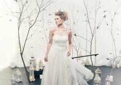 Hollywood Glamour, Finland, Aurora, Collaboration, Students, Photoshoot, Wedding Dresses, Model, Hair