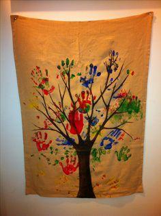 Sukkah decoration, cute idea with kids I like it as a classroom Tu B'shevat… Jewish Crafts, Jewish Art, Diy For Kids, Crafts For Kids, Arts And Crafts, Simchat Torah, Feast Of Tabernacles, Class Art Projects, Hebrew School