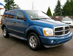 Cheap Large SUV Dodge Durango Limited — $9995