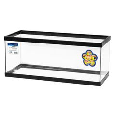 234 99 36 Gallon Bow Front Glass Aquarium With Stand