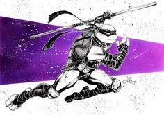 Donatello • Teenage Mutant Ninja Turtles