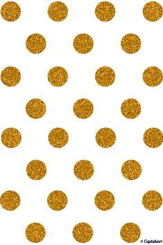 Cute cuptakes wallpaper
