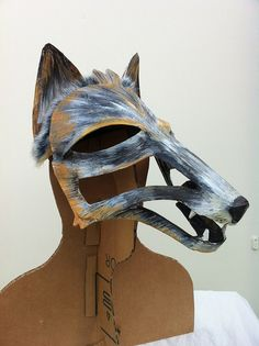 Presidio Grey Fox Mask | Flickr: Intercambio de fotos