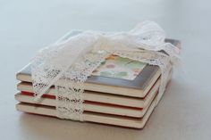 Tile Coasters on Etsy, $12.50 AUD
