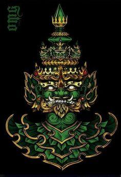Find the perfect tattoo artist to create the work of art that is you Buddha Tattoos, Body Art Tattoos, Sleeve Tattoos, Khmer Tattoo, Thai Tattoo, Hanuman Tattoo, Skeleton Hand Tattoo, Skull Girl Tattoo, Sak Yant Tattoo