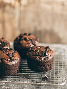 Ultimate Brownie Muffins