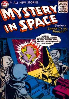 Mystery in Space 26