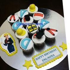 Engeneer cupcake