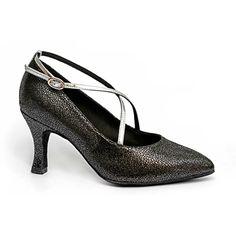 Dance Naturals Ballroom Dance Shoes Art. 96  Dancesport Fashion @ DanceShopper.com