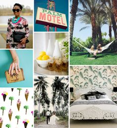 Mood Board Monday: Palm Trees