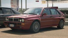 Racing a Lancia Delta Integrale - Wheeler Dealers Trading Up - (New Series) Wheeler Dealers, Lancia Delta, New Series, Vintage Cars, Challenges, Racing, Italy, Running, Italia