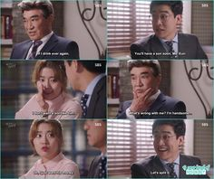 chairman byun told if he drink again all should call him bong hee son - Suspicious Partner: Episode 15 & 16 korean drama Korean Drama Funny, Korean Drama 2017, Korean Drama Quotes, Korean Dramas, Kdrama Memes, Funny Kpop Memes, Suspicious Partner Kdrama, Hyun Soo, Partner Quotes