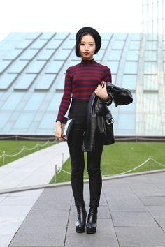 Seoul Fashion Week: Street Style, Buro 24/7