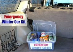 Winter Solutions – DIY Emergency Winter Car Kit — A Cowboy's Wife