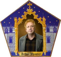 Arthur Weasley CFC for Father's Day 2013!