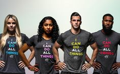 I Can Performance Shirts - Active Faith Sports