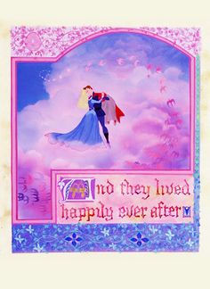 ...AND danced in the clouds(: #disney #sleepingbeauty