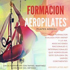 FORMACION PROFESORES MEXICO!, Foto original de #RafaelMartinez, creador métodos AeroPilates® y AeroYoga®, #Formación Oficial , #Cursos, Diploma homologado internacionalemente en #YogaAereo y #PilatesAereo ( #AerialYoga #AerialPilates ) #aeroyoga #aeropilates #fly #flying #acro #acrobatico #columpio #swing #pilatescreativo aero yoga: Google+