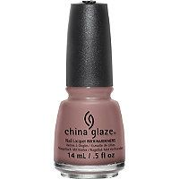 China Glaze - Nail Lacquer with Hardeners in My Lodge Or Yours (natural mauve crème) #ultabeauty