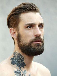all men should have rose tattoos