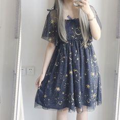 81157f06e Estudante Pequeno Fresco Bonito Vestido de Alça de verão Feminino ...