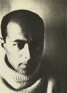 El Lissitzky 1890-1941 SELF-PORTRAIT (THE CONSTRUCTOR) 1924 6 5/8  by 4 3/4  in. (16.7 by 12.2 cm.)