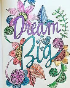 Ausmalen Ausmalenfrerwachsene Entspannung Colour Valentinaharper Beautiful Dreambig