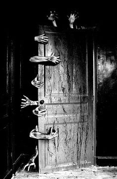 Dark corners of my nightmares //