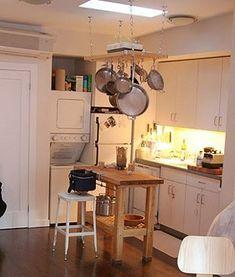 1000 images about cocinas on pinterest wooden ceilings - Islas de cocinas pequenas ...
