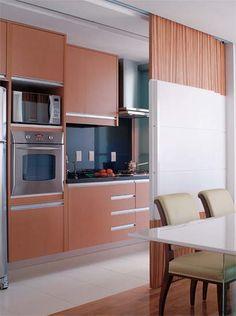 Cozinhas americanas: 13 ideias de ambientes integrados - Casa.com.br