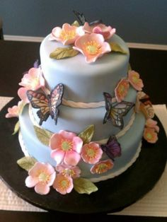 Top Butterfly Cakes - Top Cakes - Cake Central