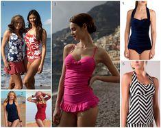 48 Ideas for Swimwear Modest Bikinis http://www.ysedusky.com/2017/03/20/48-ideas-for-swimwear-modest-bikinis/