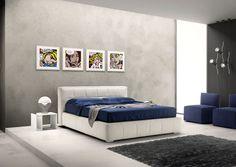 Pat Samoa – SQUARE – Innova Italian Furniture, Platform Bed, Bed Design, Mattress, Bedroom, Interior, Dita, Home Decor, Master Bedrooms