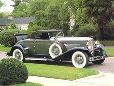 1929 Duesenberg Model J convertible.. What a beauty!!