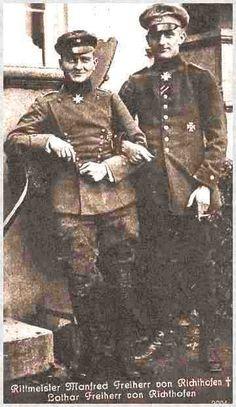 Manfred von Richthofen (The Red Baron)