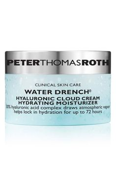 online shopping for Peter Thomas Roth Water Drench Hyaluronic Acid Cloud Cream Hydrating Moisturizer from top store. See new offer for Peter Thomas Roth Water Drench Hyaluronic Acid Cloud Cream Hydrating Moisturizer Sun Spots On Skin, Black Spots On Face, Brown Spots On Hands, Spots On Forehead, Sunspots On Face, Skin Moles, Skin Care Clinic, Peter Thomas Roth