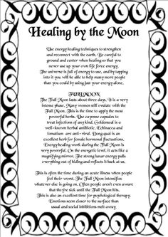 Healing by the Moon Witchcraft Spell Books, Wiccan Spells, Magick, Healing Spells, Magic Spells, Truth Spell, Smudging Prayer, Hand Sticker, Under The Surface