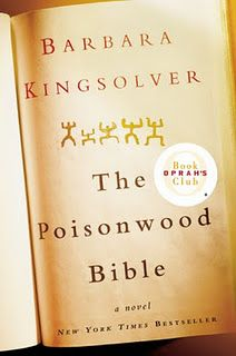 The Poisonwood Bible a book off 1001 books to read before you die