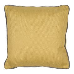 Basketweave Filled Cushion