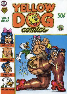 robert crumb comics | ComiCrazys