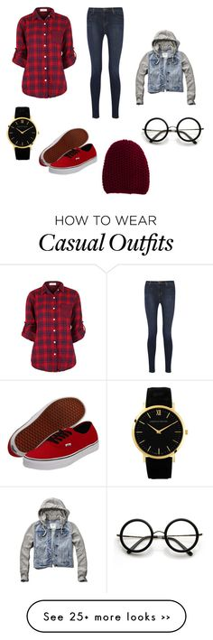 """Casual"" by saruhikow on Polyvore"