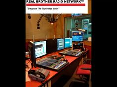 """Patreon is the primary crowd funding site for Real Brother Radio Network the worlds first and only Black owned and operated News & Information site dedicated to the TRUTH. We are """"The Alternative To Conservative"""" Please contribute $1 or more to our cause. http://realbrotherradionetwork.com #RBRadio"""