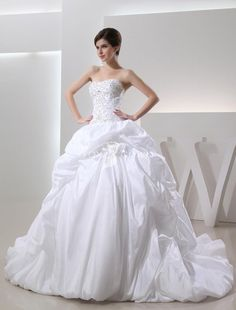 Image result for bubble skirt wedding dress ball gown