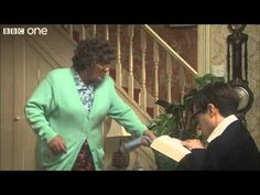 More on this programme: http://www.bbc.co.uk/programmes/b00zx8j9 THIS IS SO FUNNY    Mrs. Brown might believe in God, but she doesn't believe in everything that the bible says. And two Mormons are about to find this out...