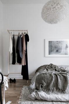 Modern Freestanding Clothing Racks