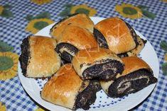 A legjobb kipróbált receptek egy helyen! Már mobilról is! Hungary Food, Czech Recipes, Baking And Pastry, Health Eating, Sweet And Salty, Hot Dog Buns, Cookie Recipes, Food Photography, Food And Drink