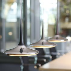 Suspension Falling Leaf - Tobias Grau   Voltex ➤ Contemporary Lighting: discover the season's newest designs and inspirations. Visit us at www.contemporarylighting.eu/ #contemporarylamps #lightingideas #uniquelamps