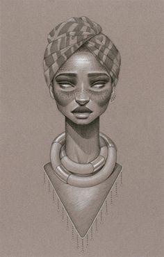 Moondust: Afrofuturist Artwork Buy Now #buyart #cuadrosmodernos