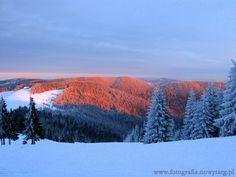 Gorce Mountains - Kiczora Peak, Poland / photo Robert Wójtowicz www.fotografie.nowytarg.pl